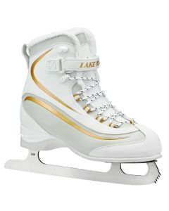 EVEREST Women's Soft Boot Figure Ice Skate