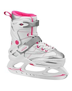MONARCH Girl's Adjustable Ice Skates